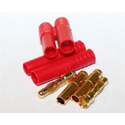 Connecteurs HXT 4mm