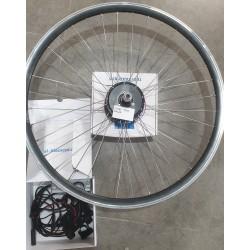 Kit 250W roue arr. 700 35km/h